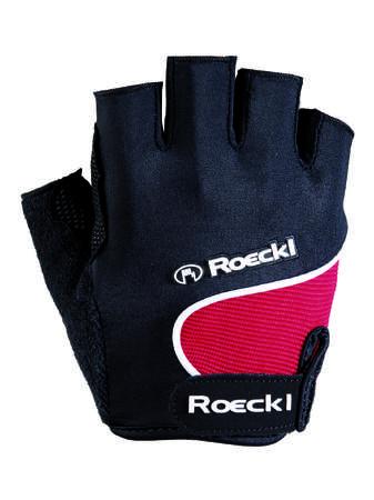 picture Nelson Handschoenen Zwart/Rood