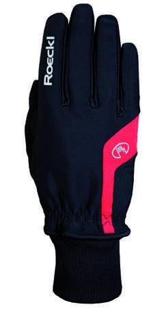 picture Palmira Handschoenen Zwart/Rood