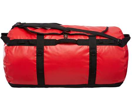 The North Face Base Camp Duffel XXL Reistas Rood/Zwart