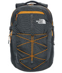 The North Face Borealis Rugzak Grijs/Oranje