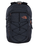 The North Face Borealis Rugzak TNF Zwart/Grijs Dames