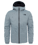 The North Face Quest Insulated Jack Grijs/Zwart Heren