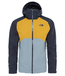 The North Face Stratos Jack Grijs/Geel Heren