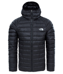 The North Face Trevail Hoodie Jack Zwart/Zwart Heren