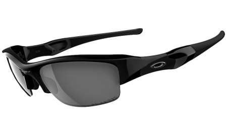 picture Flak Jacket Jet Black/Black Iridium Polarized Zonnebril