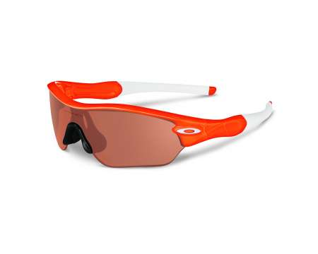 picture Radar Edge Orange Flare/VR28 Black Iridium Zonnebril Dames