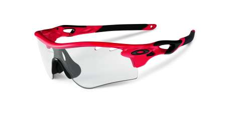picture Radarlock Infrared/Clear Black Iridium Photochromic Vented Zonnebril
