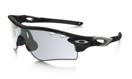 picture Radarlock Zonnebril Photochromic Lens Zwart/Transparant