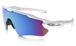 Oakley Radar EV Path Zonnebril Wit Prizm Snow Lens