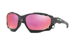 Oakley Racing Jacket Zonnebril Carbon Prizm Trail Lens