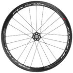Fulcrum Racing Quattro Carbon Disc 6B Thru Axle Wielset Zwart