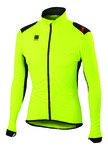 Sportful Hot Pack NoRain Jacket Geel/Zwart