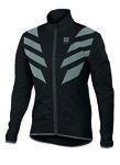 Reflex Jacket Zwart Heren