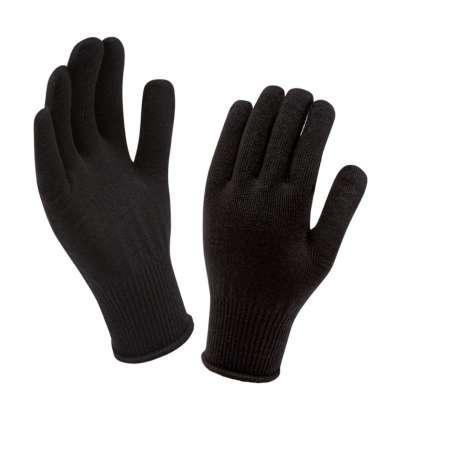 picture Merino Liner Handschoenen Zwart One Size