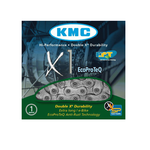 KMC X1 EPT Single Speed Ketting Zilver