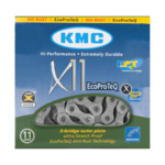 KMC X11 EPT EcoProteQ Ketting Zilver 11 Speed