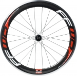 F6R Carbon Alloy Clincher Wielset met DT Swiss 240s Naaf Rood