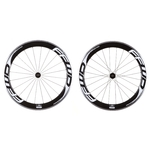 F6R Carbon Alloy Clincher Wielset met DT Swiss 240s Naaf Wit