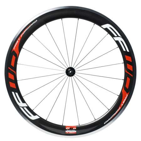 picture F6R (Clincher) Carbon 11 Speed Wielset