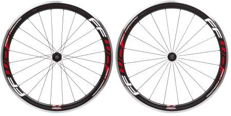 picture F4R Carbon Clincher Wielset met DT Swiss 240s Naaf