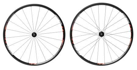 picture F2R Full Carbon Clincher Wielset met DT Swiss 240S Naaf