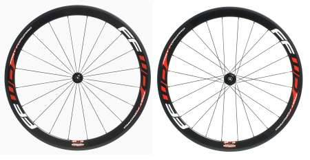 picture F4R Full Carbon Clincher Wielset met DT Swiss 240S Naaf