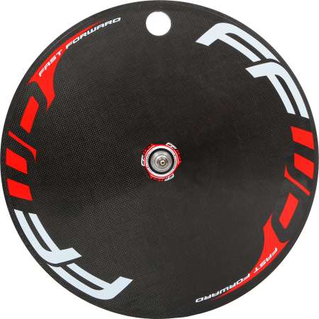 picture Carbon Disc Tubular Baan Achterwiel