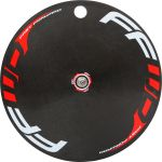 Full Carbon Disc Tubular Baan Achterwiel