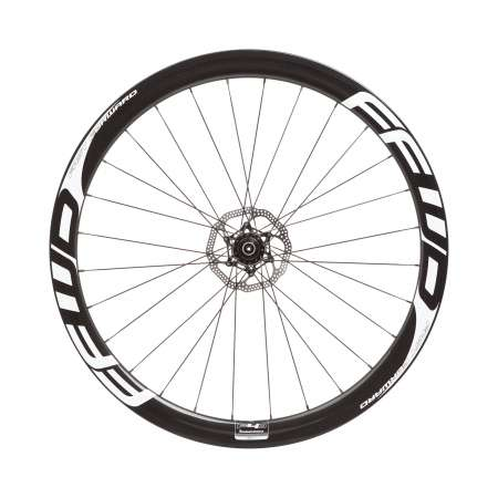 picture F4D Full Carbon Tubular Disc Brake Wielset Wit, DT Swiss 240S CL Naaf
