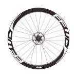 F4D Carbon Clincher Disc Wielset met DT Swiss 240S CL Naaf Wit
