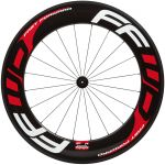 F9R Carbon Clincher Wielset met DT Swiss 240S Naaf Rood