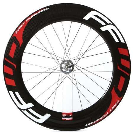 picture F9T Full Carbon Tubular Track Wielset