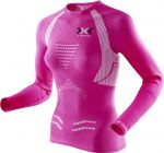 X-Bionic Running The Trick OW Ondershirt Roze/Wit Dames