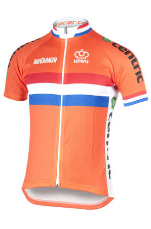 picture Nationale Teamkleding Nederland Fietsshirt