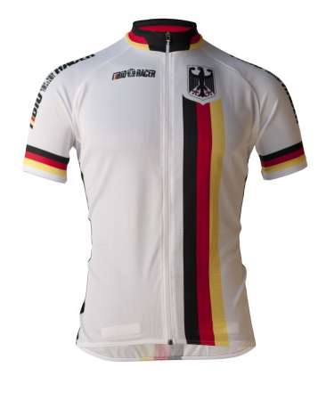 picture Nationale Teamkleding Duitsland Fietsshirt