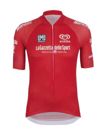 picture Giro d`Italia Rode Leiderstrui Sprintklassement 2016