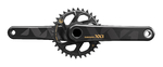 SRAM XX1  Eagle GXP Crankset Single Goud