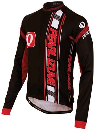 picture Elite Thermal LTD Fietsjack Zwart/Rood Heren