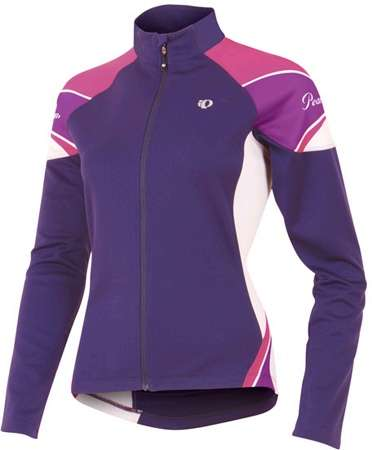 picture Elite Thermal Fietsshirt Lange Mouwen Paars Dames