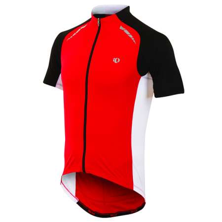 picture Elite Pursuit Fietsshirt Korte Mouwen Rood/Zwart/Wit Heren