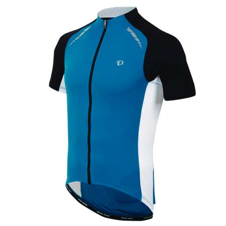 picture Elite Pursuit Fietsshirt Korte Mouwen Blauw/Zwart/Wit Heren