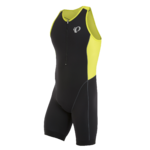 Pearl Izumi Elite Pursuit Triathlon Suit Zwart/Groen Heren