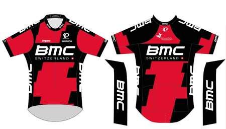 picture Pro BMC LTD Fietsshirt Korte Mouwen 2016