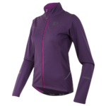 Pearl Izumi Select Escape Softshell Fietsjack Paars Dames