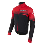 Pearl Izumi Select Thermal LTD Fietsshirt Lange Mouwen Zwart/Rood Heren