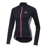 Pearl Izumi Select Pursuit Thermal Fietsshirt Lange Mouwen Zwart/Roze Dames