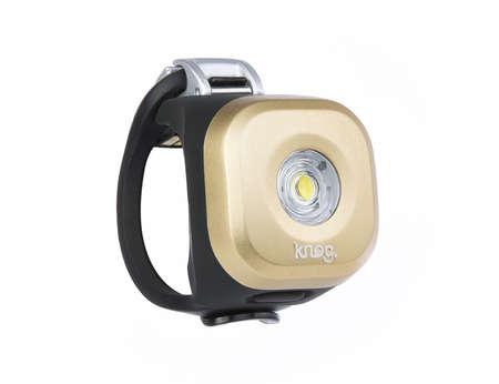 picture Blinder Mini Dot LED Koplamp Goud