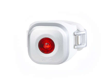 picture Blinder Mini Dot LED Achterlicht Zilver