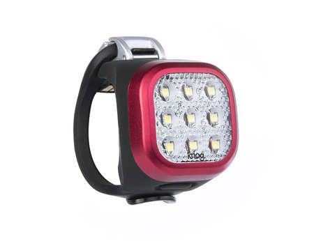 picture Blinder Mini Niner LED Koplamp Rood