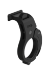 Knog PWR Side Mount Zwart